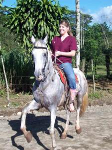At the Stable, Veterinary Abroad Educational Program